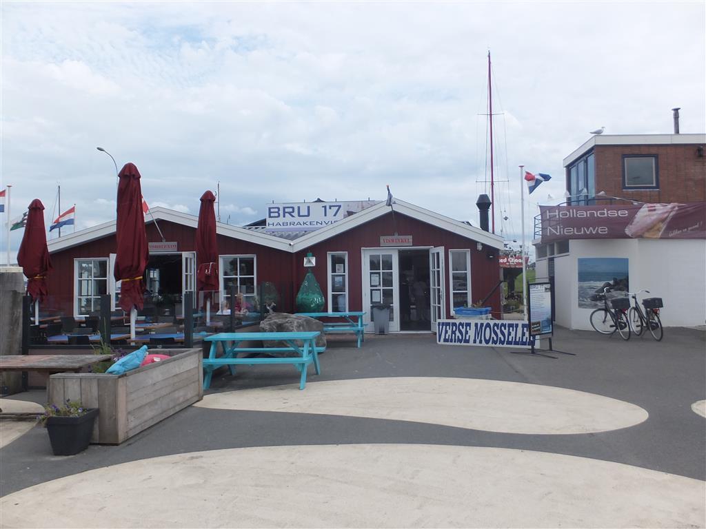 Bru17 - Fischrestaurant und Imbiss